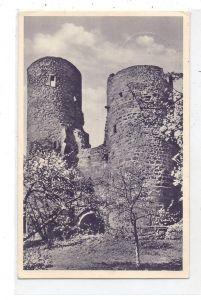 5530 GEROLSTEIN - MÜRLENBACH, Burg Mürlenbach, Tortürme, 1939