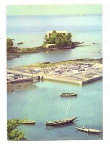 GUINEA - CONAKRY, Port de Peche de Boulbinet, 1965