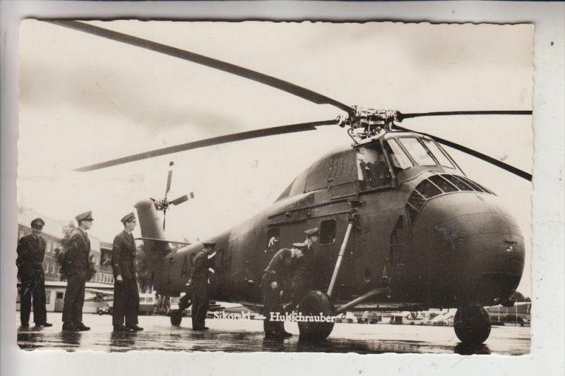 MILITÄR - FLUGZEUGE - Bundeswehr Sikorski Hubschrauber