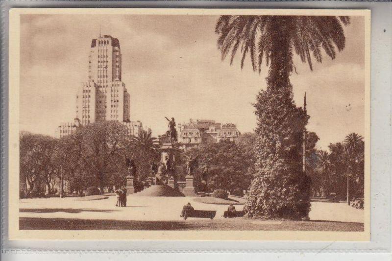 ARGENTINIEN - BUENOS AIRES, Plaza San Martin, Ed. Schumacher