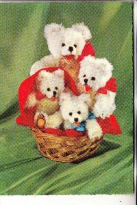 SPIELZEUG - STEIFF - Bärenfamilie
