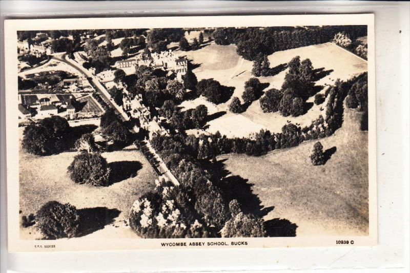 UK - ENGLAND - BUCKINGHAMSHIRE, WYCOMBE Abbey School, air view