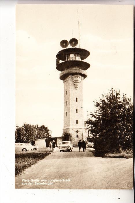 4405 BAUMBERGE bei Nottuln, Longinus Turm, Fernmelde - und Fernsehsendeturm