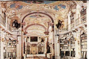 BIBLIOTHEK - ADMONT, Benediktinerstift