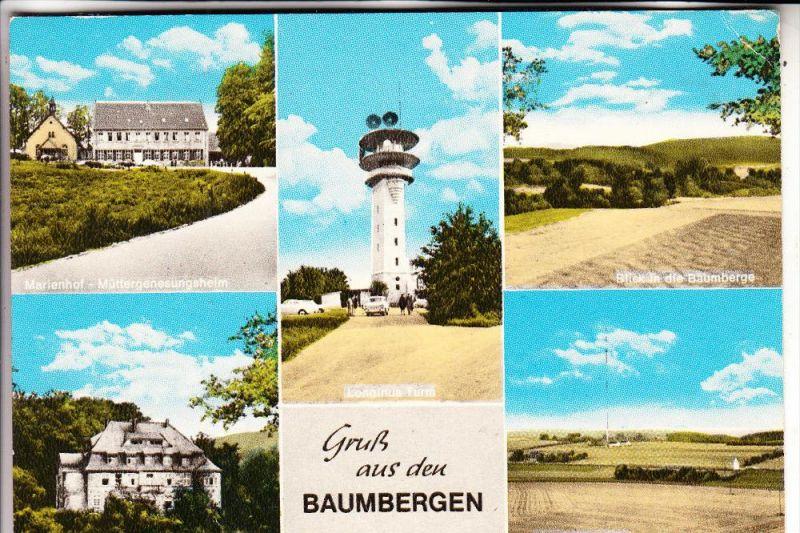 4405 BAUMBERGE bei Nottuln, Gruß aus.., kl. Druckstelle