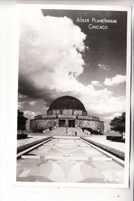 ASTRONOMIE - Adler Planetarium Chicago, 1955