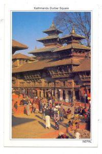 NEPAL - KATHMANDU, Durbar Square