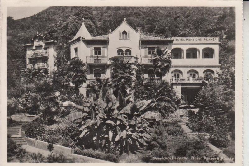 CH 6644 ORSELINA, Hotel Pension Planto