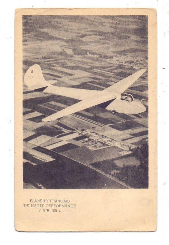 SEGELFLIEGEN - Segelflieger, Planeur Francais,