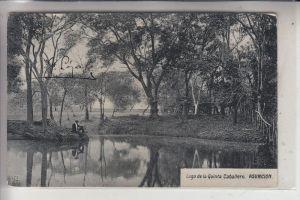 PARAGUAY - ASUNCION, Lago de la Quinta Caballero
