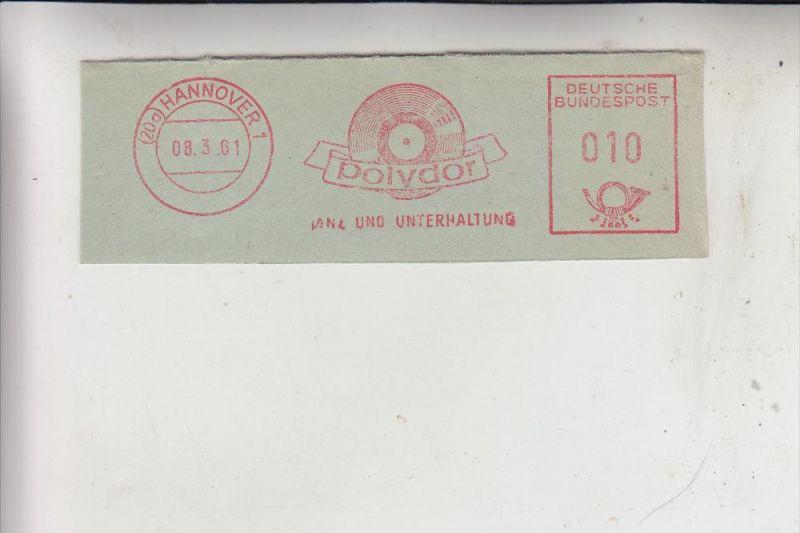 MUSIK - POLYDOR, Freistempler 1961, Hannover