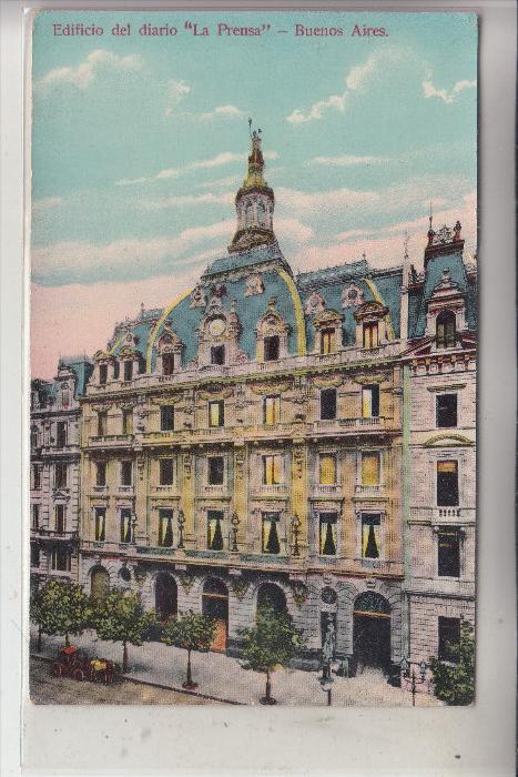 ARGENTINIEN - BUENOS AIRES, Edificio del diario