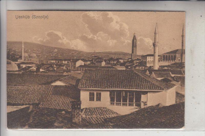 MAZEDONIEN - SKOPJE / ÜSKÜB, Panorama