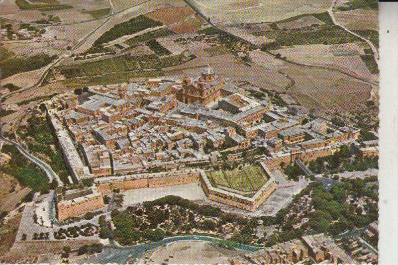 MALTA - MDINA, Air view