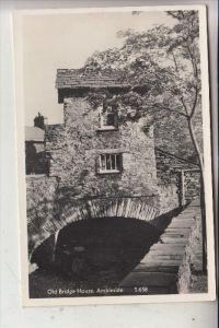 UK - ENGLAND - CUMBRIA - AMBLESIDE, Old Bridge House