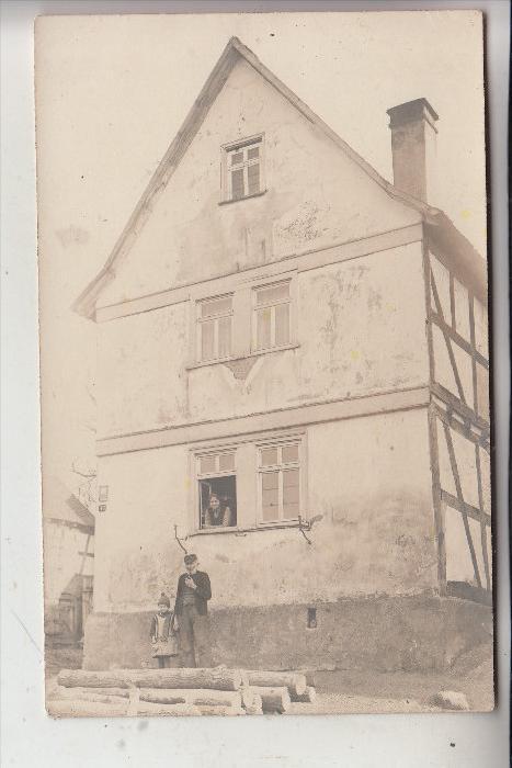 unbekannt - unknown - Haus Nr. 17, Allianz Vers. Schild