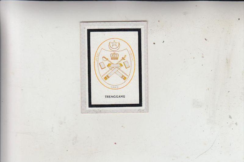 MALAYSIA - TERENGGANU / TRENGGANU, Wappen, Sammelbild