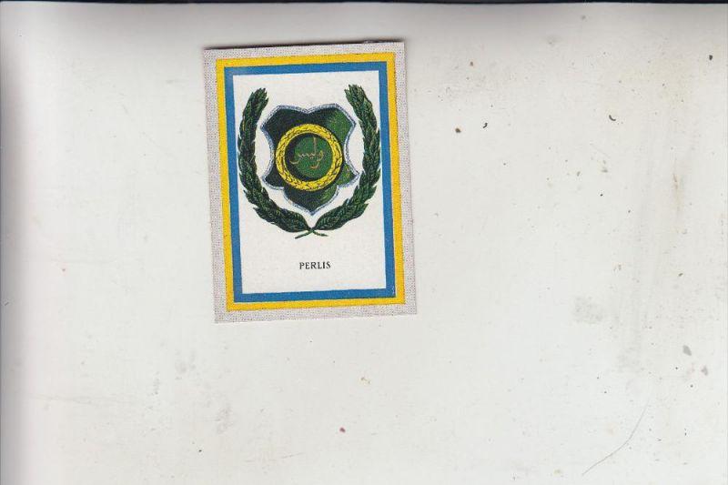 MALAYSIA - PERLIS, Wappen, Sammelbild