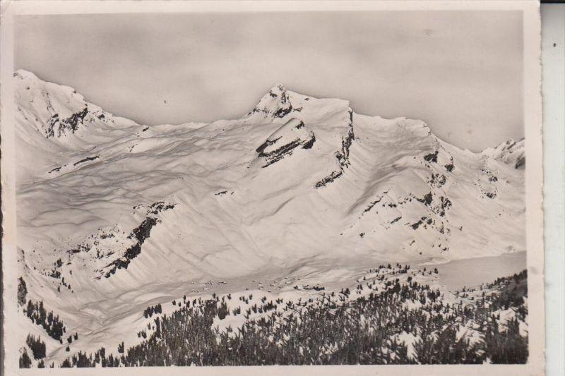 CH 6064 KERNS - FRUTT, Tannalp, Fliegeraufnahme, 1957