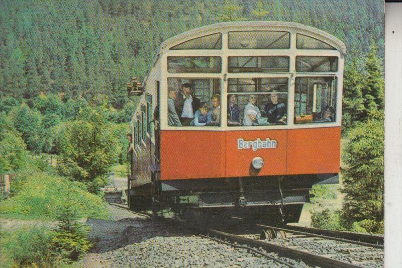 EISENBAHN - Oberweissbacher Bergbahn, 1968
