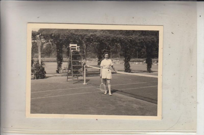 SPORT - TENNIS, Privatphoto
