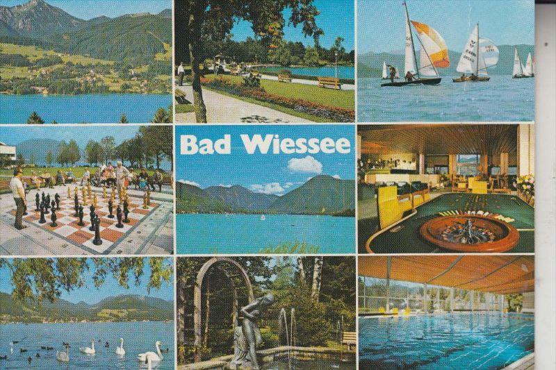 SPORT - SCHACH - Freiluftschach, Bad Wiessee