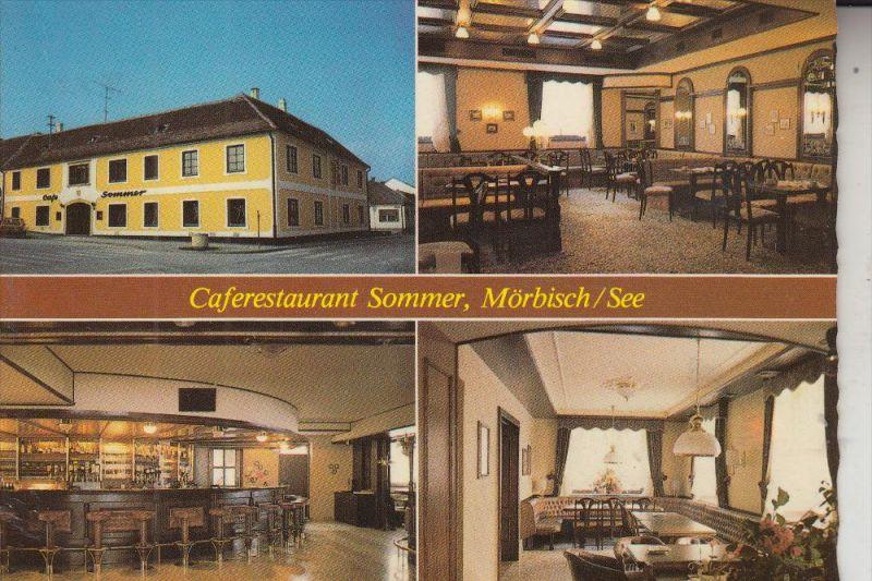 A 7072 MÖRBISCH am See, Restaurant Sommer