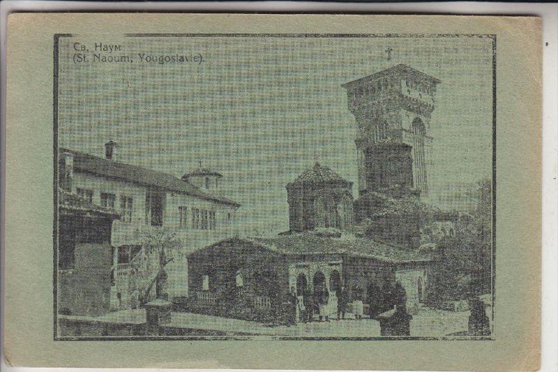 MAZEDONIEN - Kloster Sveti Naum