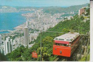 HONGKONG, Peak Tramway