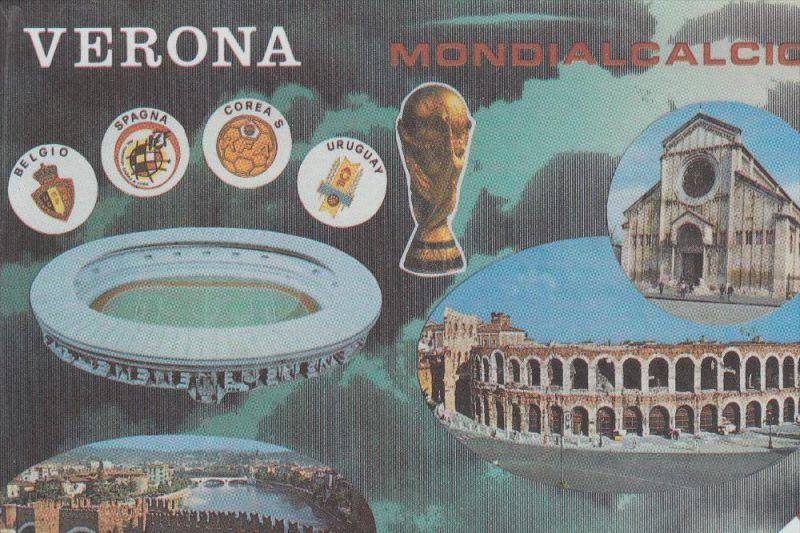SPORT - FUSSBALL - WM 1990, Verona