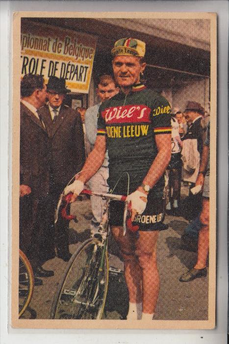 SPORT - RADSPORT / Cyclisme - E. Pauwels - Wiel's