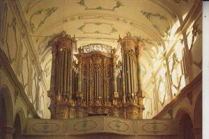 MUSIK - KIRCHENORGEL / Orgue / Organ / Organo - LINDAU, Stephanskirche, Große Orgel