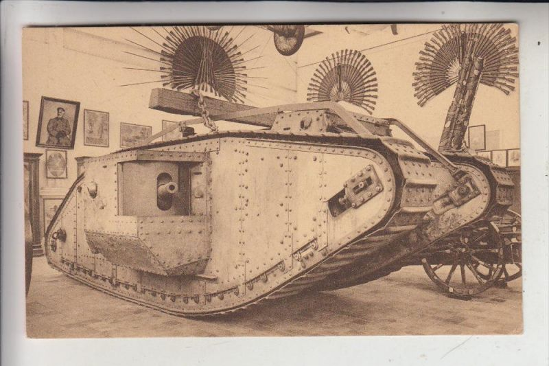 MILITÄR - PANZER / Tank / Chars / Tanque  - MARK V, England