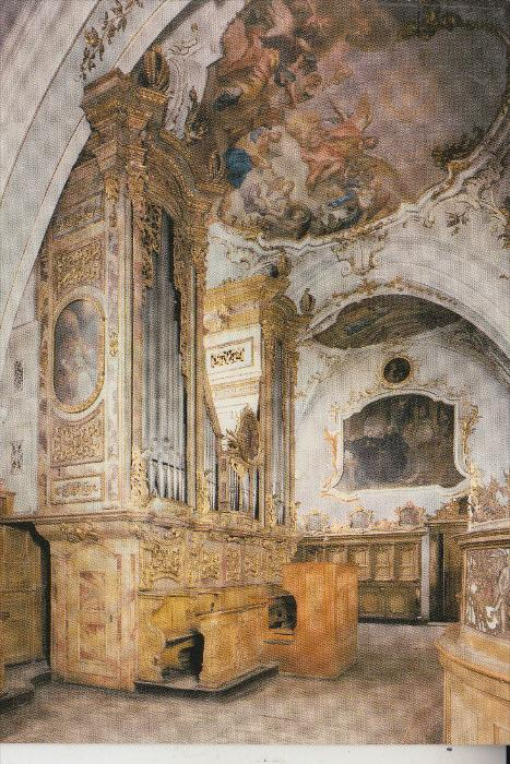 MUSIK - KIRCHENORGEL / Orgue / Organ / Organo - ANDECHS / Wallfahrtskirche