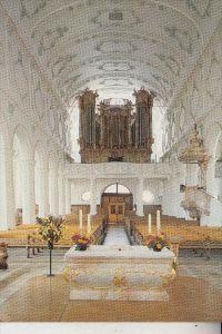 MUSIK - KIRCHENORGEL / Orgue / Organ / Organo - LINDAU, Stephanskirche