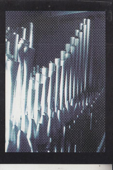MUSIK - KIRCHENORGEL / Orgue / Organ / Organo - BONN-POPPELSDORF, Lutherkirche
