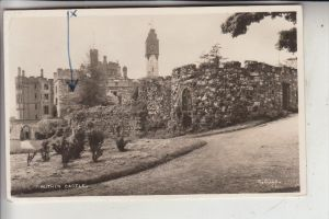 UK - WALES - DENBIGSHIRE - RUTHIN, Ruthin Castle, 1951