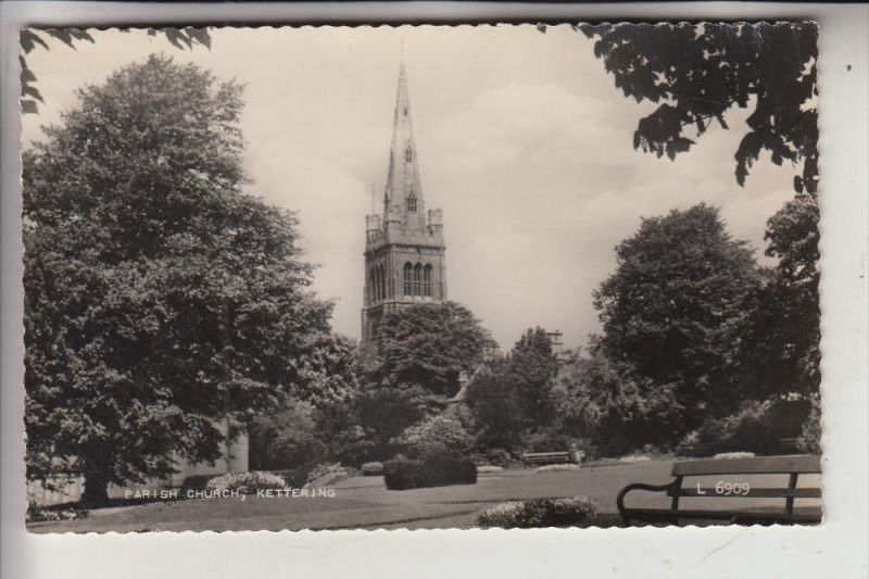 UK - ENGLAND - NORTHAMPTONSHIRE - KETTERING, Parish Church
