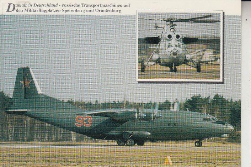 HUBSCHRAUBER / HELIKOPTER, Russische Transportmaschinen