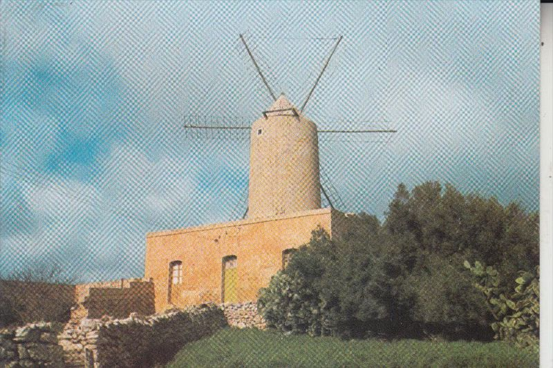 WINDMÜHLE / Mill / Molen / Moulin - GOZO / Malta