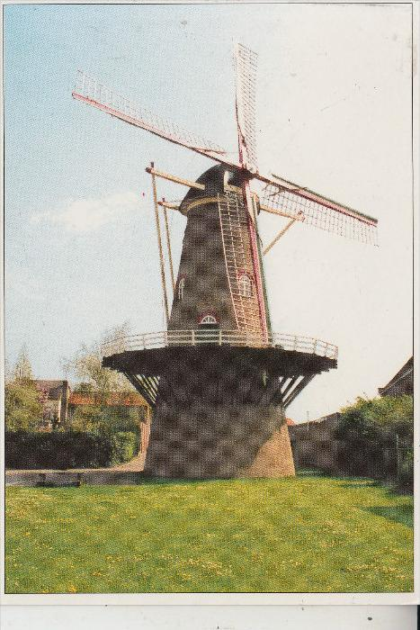 WINDMÜHLE / Mill / Molen / Moulin - HOEK / Korenmolen