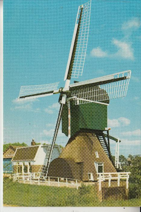 WINDMÜHLE / Mill / Molen / Moulin - BREUKELEN