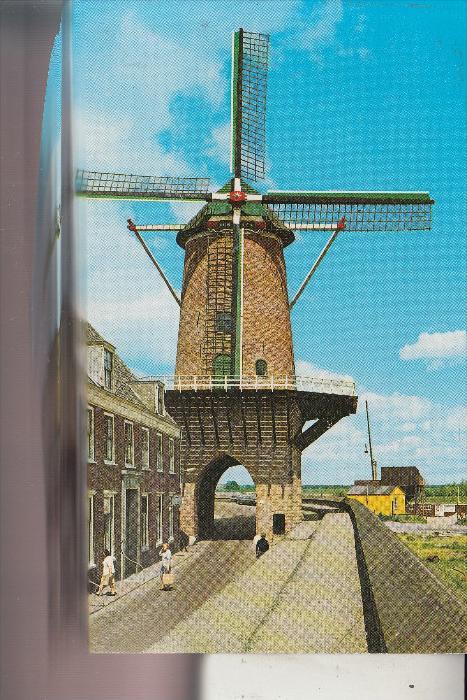 WINDMÜHLE / Mill / Molen / Moulin - WIJK bij Duurstede