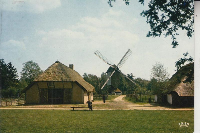 WINDMÜHLE / Mill / Molen / Moulin - BOKRIJK / Museum