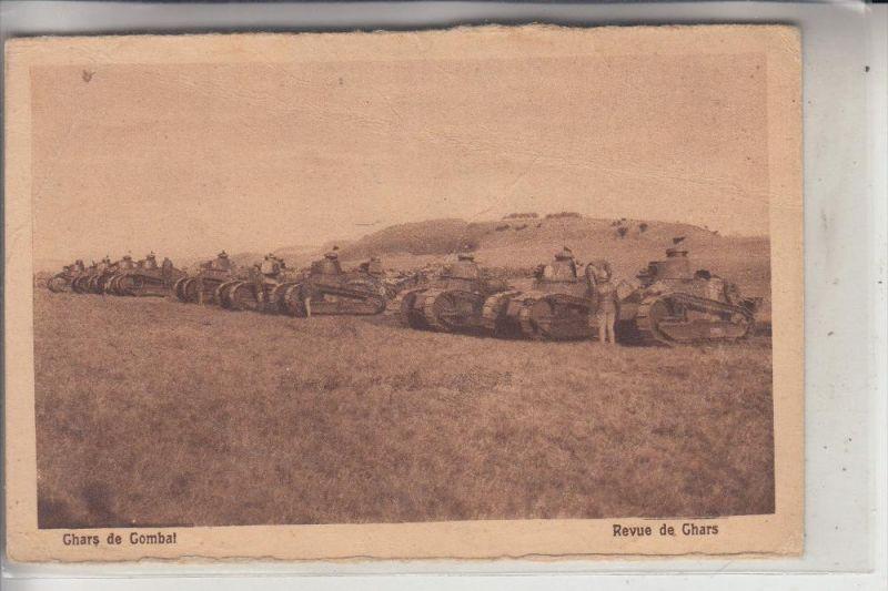 MILITÄR - PANZER / Tank / Chars / Tanque  - Franz. Kampfpanzer