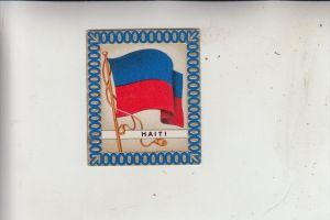 HAITI - Staatswappen, Sammelbild Sultan