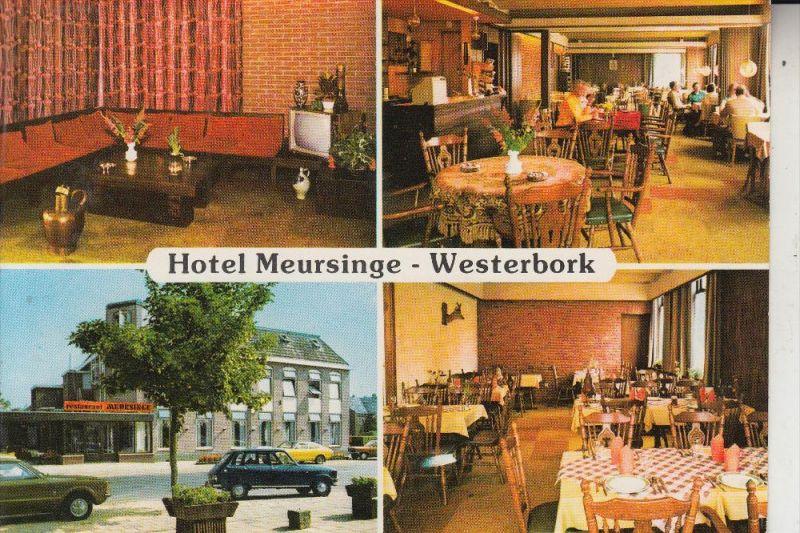 NL - DRENTHE - WESTERBORK, Hotel