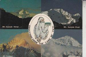 NEPAL - Mountains / Yeti