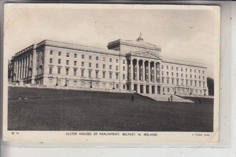 UK - NORTH IRELAND - BELFAST, Houses of Parliament, 1956 0