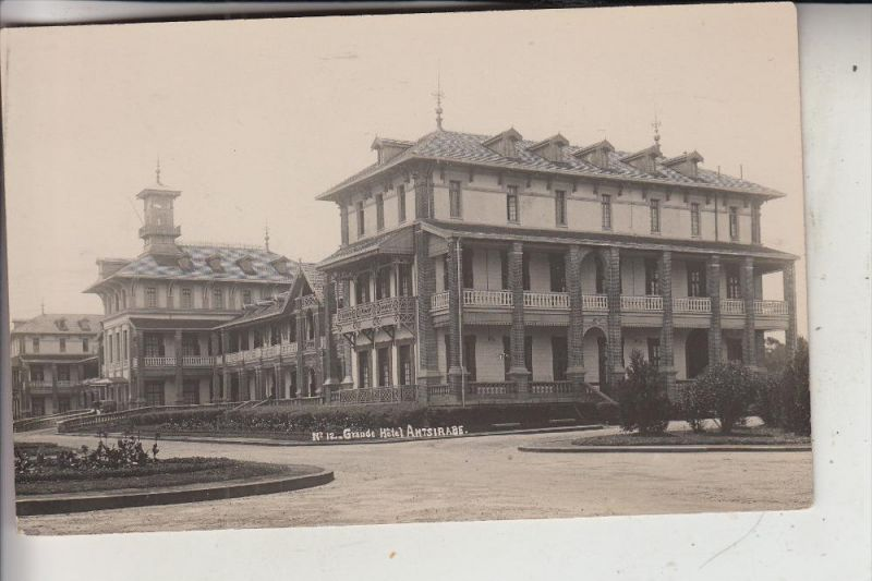 MADAGASKAR - ANTSIRABE, Grand Hotel